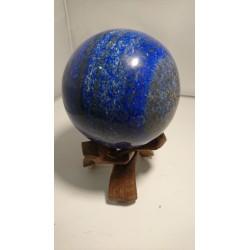 Lapis lazuli sphère